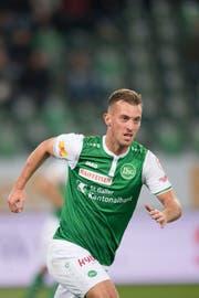 Aus und vorbei: Marco Aratore trägt nicht mehr das Trikot des FC St.Gallen. (Bild: Freshfocus/Urs Bucher)