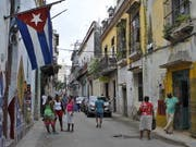 Privateigentum und ausländische Investitionen sollen Kuba wieder zu wirtschaftlich besseren Zeiten verhelfen. (Bild: KEYSTONE/EPA EFE/YANDER ZAMORA)