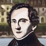 Felix MendelssohnIllustration: Janina Noser