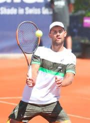 Der Litauer Laurynas Grigelis gewann den Final. (Bild: Mario Gaccioli)