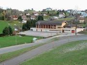 Die Mehrzweckanlage Sommertal in Schwellbrunn soll 2020 mit einem Kostendach von 5,4 Millionen Franken erneuert werden. (Bild: PD)