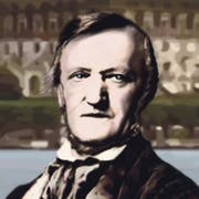 Richard Wagner.Illustration: Janina Noser