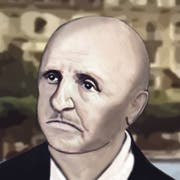 Anton BrucknerIllustration: Janina Noser