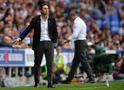 Frank Lampard amtet seit wenigen Wochen als Coach von Derby County in der zweithöchsten Liga Englands. (Bild: Dan Mullan/Getty Images)