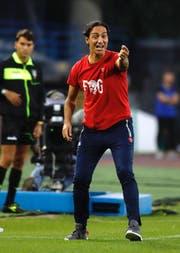 Für Alessandro Nesta ist die Anstellung beim AC Perugia sein erster Trainerjob in Europa.(Bild:MarcoxBucco/LaPressex)
