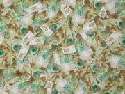Die neue 200er-Note der Schweizerischen Nationalbank kommt am 22. August in Umlauf. (Bild: Keystone)