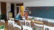 In den neuen Räumen des Schülerhorts kann auch der Mittagstisch angeboten werden. (Bild: pd)