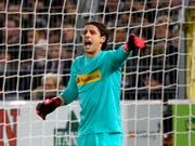 Yann Sommer amtet in der kommenden Bundesliga-Saison bei Borussia Mönchengladbach als Vizecaptain (Bild: KEYSTONE/EPA/RONALD WITTEK)