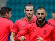Gareth Bale steht in Reals erstem Pflichtspiel nach Ronaldo unter spezieller Beobachtung (Bild: KEYSTONE/EPA/TOMS KALNINS)