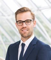 Tobias Trütsch, Wissenschaftler und Ökonom an der Universität St.Gallen. (Bild: PD)