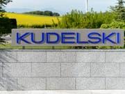 Das Westschweizer Unternehmen Kudelski befindet sich in einer Umbauphase (Archivbild). (Bild: KEYSTONE/LAURENT GILLIERON)