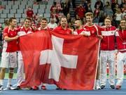 Betroffen von einem grossflächigen Wandel: Das Schweizer Davis-Cup-Team (Bild: KEYSTONE/ALEXANDRA WEY)