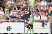 Spielte von 2011 bis 2014 für Luzern: Xavier Hochstrasser. (Bild: Philipp Schmidli (Buttisholz, 28. Juni 2014))