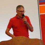 Hansheiri Keller, Vizegemeindepräsident von Wattwil. (Bild: Martin Knoepfel)
