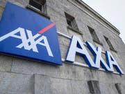 Die Neuausrichtung im BVG-Geschäft verhagelte der Axa Schweiz den Gewinn. (Bild: KEYSTONE/MELANIE DUCHENE)