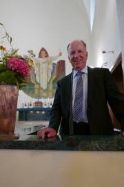 Der ehemalige Urner Landammann Josef Arnold hielt die Festrede.