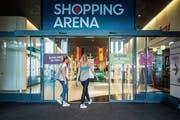 Die Shopping-Arena funktioniert: Jährlich verzeichnet sie 4,1 Millionen Besucherinnen und Besucher. (Bild: Michel Canonica)