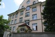 Juwel mit viel pädagogischer Innovationskraft, aber immer wieder in politischer Schieflage: die Mädchensekundarschule St.Katharina. (Bild: Hans Suter)