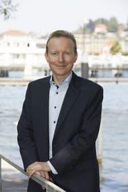 Der neue Beauftragte für Wirtschaftsfragen: Peter Weber. (Bild: PD)