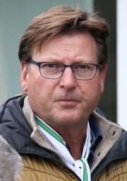 Daniel Geisselhardt, Präsident des FC Kreuzlingen (Bild: Mario Gaccioli)