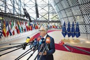 President of the European Commission Jean-Claude Juncker. (Image: Jasper Juinen / Bloomberg (Brussels, 28 June 2018))