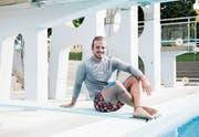 Matthias Appenzeller aus Rupperswil freut sich auf den Wettkampf in Sisikon und möchte mit guten Leistungen überzeugen. (Bild: Romina Amato/Red Bull)