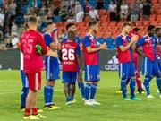 Gegner bekannt: Basels Weg in die Europa League führt als erstes über Vitesse Arnhem (Bild: KEYSTONE/GEORGIOS KEFALAS)