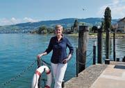 Wollte ihre Schweizer Wurzeln finden und ist geblieben: die Unteregger Finanzfachfrau Therese Fässler. (Bild: Ramona Riedener)
