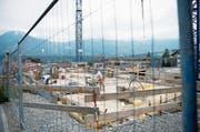 In welche Richtung soll sich der Kanton Obwalden entwickeln? Der neue Richtplan legt unter anderem auch fest, wo in Zukunft wie gebaut werden soll und darf. (Bild: Corinne Glanzmann, 29. September 2015)