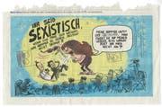 """Karikatur von Pascal Coffez, erschienen am Samstag 18. August in den """"Schaffhauser Nachrichten"""""""