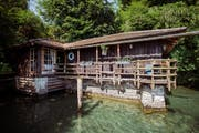 Das geheime Bootshaus am Vierwaldstättersee hat grossen Zulauf. (Bild: PD)