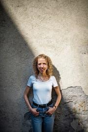 Tatjana Kühne blickt zuversichtlich in die Zukunft. (Bild: Benjamin Manser, Winterthur, 20. August 2018)