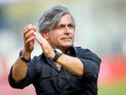 Sion-Trainer Maurizio Jacobacci darf sich über einen weiteren Zugang freuen (Bild: KEYSTONE/VALENTIN FLAURAUD)