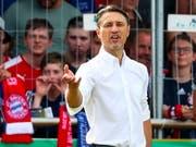 Niko Kovac soll die Erfolgsstory der Bayern weiterschreiben (Bild: KEYSTONE/EPA/SRDJAN SUKI)