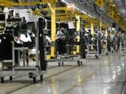 In der Kontraktlogistik bieten Logistiker wie Kühne+Nagel den Autoherstellern massgeschneiderte Lösungen beispielsweise für den Transport von Modell-Komponenten an. (Bild: Pressebild Kühne+Nagel)