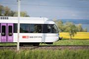 Die SBB haben in Zürich und der Ostschweiz investiert. (Bild: Ralph Ribi)