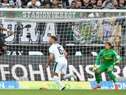 Yann Sommer führt Gladbach im ersten Saisonspiel als Captain aufs Feld (Bild: KEYSTONE/AP/MARTIN MEISSNER)
