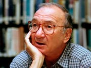 Neil Simon im September 1992 in Seattle (Archivbild). (Bild: KEYSTONE/AP/GARY STUART)
