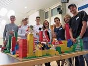 Die Siegergruppe posiert fürs Foto. (Bild: PD)