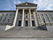 Das Bundesgericht zieht klare Grenzen für die nachträgliche Verwahrung. (Bild: KEYSTONE/CHRISTIAN BRUN)