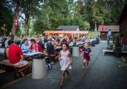 Nebst der Bundesfeier soll 2019 in Frauenfeld ein weiteres grosses Stadtfest über die Bühne gehen. (Bild: Andrea Stalder)