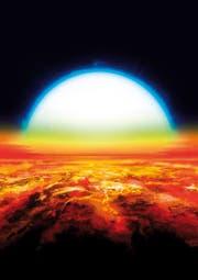 "Der Exoplanet Kelt-9b gehört zu den ""Ultra-hot-Jupiters"""