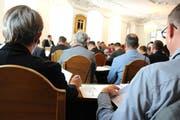 Der Kantonsrat hat das Paket Ende Mai definitiv verabschiedet. (Bild: Markus von Rotz)