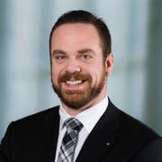 Stefan Meier (CVP), Gewerbepräsident und Stadtrat Rorschach.