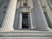 Das Bundesgericht musste sich mit den Folgen der Mordtat von Zollikon ZH auseinandersetzen. (Bild: KEYSTONE/CHRISTIAN BRUN)