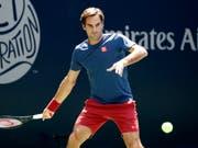 Roger Federer feierte vor zehn Jahren seinen letzten von fünf Turniersiegen am US Open in New York (Bild: KEYSTONE/EPA/JASON SZENES)