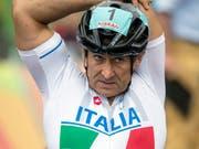 Alessandro Zanardi feierte an den DTM-Rennen in Misano eine gelungene Rückkehr in den Motorsport (Bild: KEYSTONE/ALEXANDRA WEY)