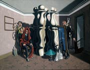 Werner Schaad: Metamorphose (Bild: Kunsthaus Aargau)
