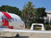 Die Jets der Schweizerischen Rettungsflugwacht (Rega) haben während der Sommerferien 280 Patienten in die Schweiz zurückgeholt. (Bild: Rega)