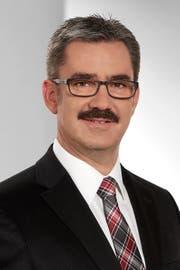 Robert Raths (FDP), Gemeindepräsident Thal.